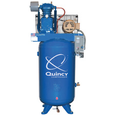 Quincy Qt Pro 10-Hp 120-Gallon Two-Stage Air Compressor (460V 3-Phase)