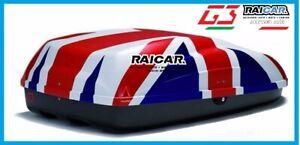 BOX AUTO PORTATUTTO PORTAPACCHI SHUTTLE G3 KRONO 320 UK BAULE LIMITED EDITION