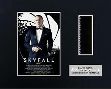 James Bond Skyfall  (8 x 10) 35mm film cells