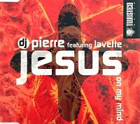 Dj Pierre Featuring Lavette ‎Maxi CD Jesus On My Mind - Europe (M/EX+)