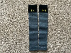 NEW Under Armour Cut Resistant Hockey Compression Calf Sleeves