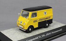 Premium ClassiXXs Goggomobil TL250 ADAC Road Maintenance Van 11107 1/43 Ltd 500