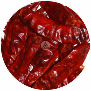 Red Pepper (Red Chilli) Dried Whole Without Stem - 95 gm