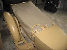 New Canvas Handmade  Cover Dnepr MT Right  Handed Sidecar Beige