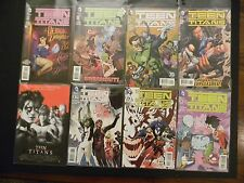 Teen Titans 8 8 lost boys 9 joker 10 11 11 12 13 14 15 16 17 N Adams Annual 1