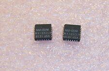 QTY (5) MX165CLH MX-COM PLCC-24  LOW VOLTAGE CTCSS ENCODER - DECODER