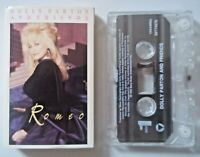 DOLLY PARTON And Friends - ROMEO / HIGH AND MIGHTY - Cassette Single 1993
