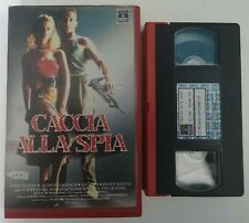 VHS CACCIA ALLA SPIA di David Hunt [RCA]