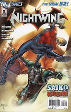 Nightwing #2 (NM)`11 Higgins/ Barrows