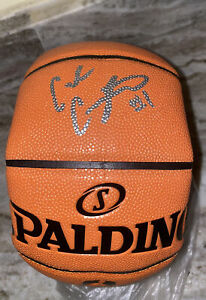 CADE CUNNINGHAM signed Autographed NBA BASKETBALL #1 Overall Pick Pistons