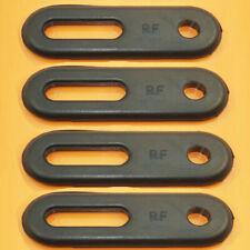 4 × UTV Door Strap Set Fits YAMAHA RHINO 660 HISUN MASSIMO QLINK 400 500 700CC