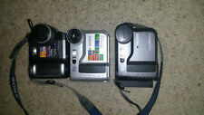 3 SONY DIGITAL MAVICA DIGITAL CAMERAS