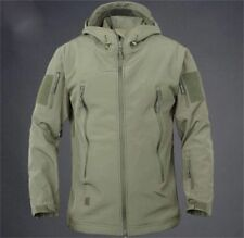 Hot Men Women Army Military Tactical Jacket Soft Shell Waterproof Hunting Coat