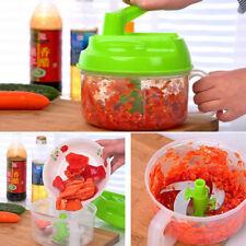 Manual Food Processor Household Chopper Vegetable Shredder Meat Grinder Muller