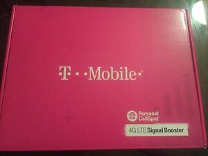 T-Mobile 4G LTE Signal Booster Personal CellSpot BRAND NEW SEALED NEVER OPENED