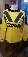 Vintage Retro Liverpool fc 1991-1992 Goal Keeper Candy Top