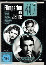 Filmperlen der 40er Jahre /  4 DVD mit 11 Filmen