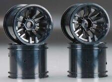 Duratrax DTXC9955 Wheel Set Black Evader EXT2 (4)