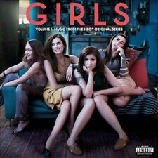 Girls ~ Soundtrack Vol. 1 ~ Music From the HBO Series CD ~ NEW