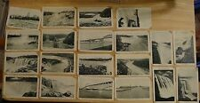 "1939 Niagara Falls New York Souvenir Set of 20 Real 2.25""x3.5"" Photos"