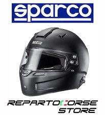 HELMET SPARCO RACING AIR PRO RF-5W FIBERGLASS - BLACK - FIA 8859 SNELL - 003345