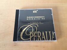 Usado - PLÁCIDO DOMINGO'S OPERALIA '98  - Edición especial MONTBLANC