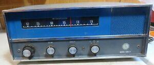 VINTAGE HALLICRAFTERS CRX-2 SINGLE BAND FM SHORTWAVE RADIO
