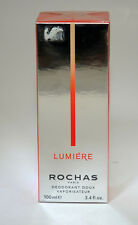 ROCHAS LUMIERE MILD DEODORANT NATURAL SPRAY 100 ML SPRAY 2000 EDITION
