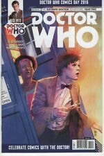 Doctor Who The Eleventh 11th Doctor Adventures Year Two #11 comic book TV series