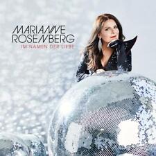 MARIANNE ROSENBERG  Im Namen Der Liebe  ( Neues ALbum 2020 )  CD  NEU & OVP