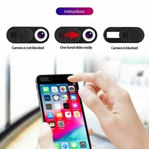 Webcam Cover Privacy Protective Cover Mobile Computer Lens Camera Cover  Anti-Pe