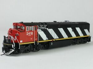 Rapido N 8-40CM w/ESU DCC (non sound) Canadian National CN stripe- you choose #