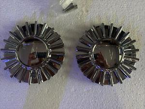 VW11 Velocity Wheel Center Cap  (part# CSVW11-2P) Quantity 2