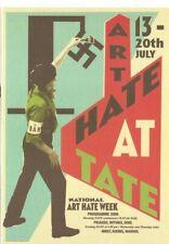Billy Childish Art Hate, Art Hate TATE flyer circa 2009