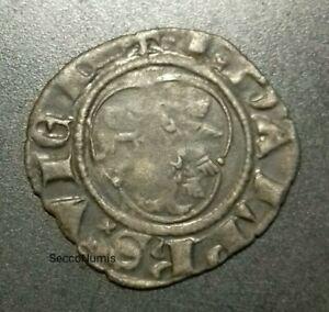 Dauphiné. Viennois Jean II grand Denier PA 4853 QUALITÉ