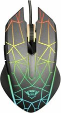 [From Japan] Trust Gaming GXT 170 Heron RGB Lighting Gaming Mouse Black 21813