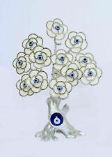 Feng Shui Decorative White Evil Eye Tree of Life Home Decor-