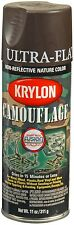 Krylon 4292 Krylon Camouflage Paint with Fusion for Plastic Technology