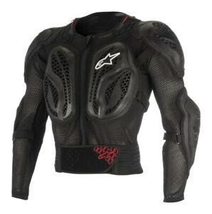 Alpinestars Bionic Action Jacket Body Armour Suit Motocross Race MX Adults