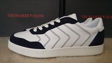 Trussardi Jeans men's low top sneakers size 42EU(8UK)