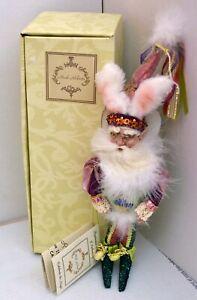 Mark Roberts Easter Egg Fairy Elf 36398 51-11862 W/ Certificate & Box