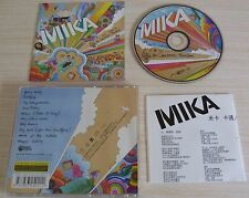 CD ALBUM MIKA LIFE IN CARTOON MOTION 10 TITRES 2006 MADE IN CHINA