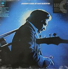Johnny Cash AT SAN QUENTIN 180g COLUMBIA RECORDS / LEGACY New Sealed Vinyl LP