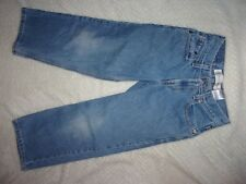 Levi's 550 relaxed fit 8 reg W24 L22 blue jeans