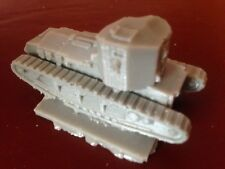 Wargames 15mm WW1 Resin British Medium tank A Whippet Tank Platoon x 4 Tanks