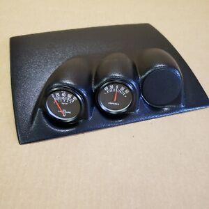 NEW Fits 2003 - 2008 Mazda Mazda3 Triple Dash Mounted 3 Pod Gauge Holder