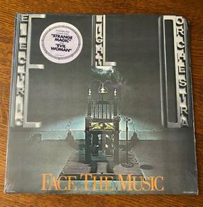 ELO Face the Music Brand New Sealed Vinyl Record UA-LA546G. Original Owner.