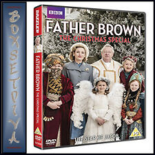 FATHER BROWN CHRISTMAS SPECIAL - THE STAR OF JACOB *BRAND NEW DVD*