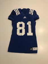 Game Worn Used UCLA Bruins Football Practice Jersey adidas #81 Size M