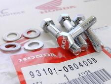 Honda CB 750 Four K2-K6 Schrauben Set Lenkerklemmung Bolt Washer Clamp Handelbar